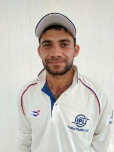 Rajat Paliwal India Pistons CC