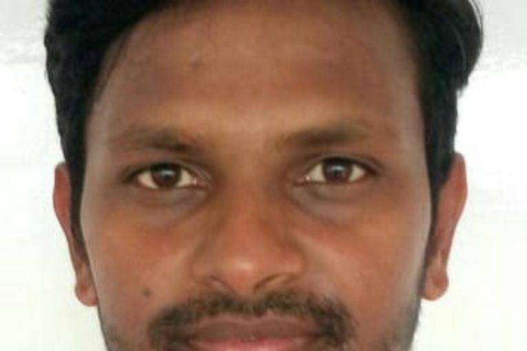 S Suresh Kumar, Madras CC