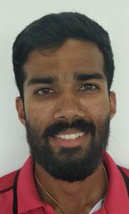 Sandeep Warrier, Alwarpet CC