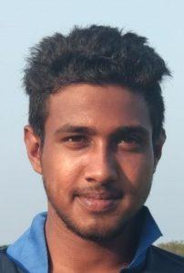 B Arun, Grand Slam CC