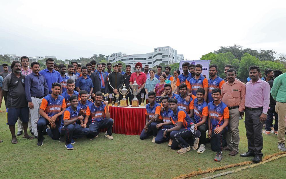 Gurunanak College Tournament Inauguration