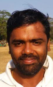 M Prabhu, India Pistons CC