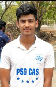 MRT Aadhithya PSG CAS