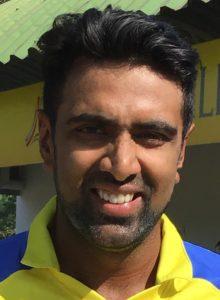 R Ashwin, Mylapore RC 'A'