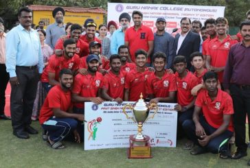 Loyola College and WCC are champions