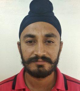 Jiwan Jot Singh, Alwarpet CC