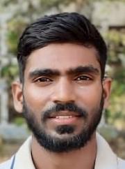 K Srikar Bharat, Mylapore RC 'A'