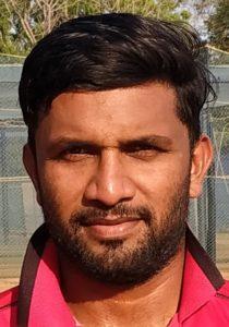 Naushad Shafi Shaikh, Madras CC